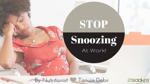 Stop snoozing