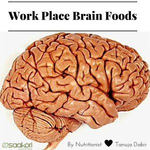 Work Place Brain Foods